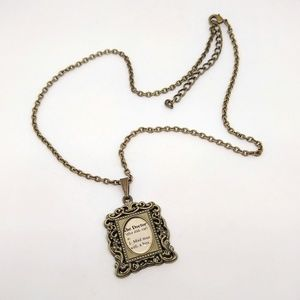 BBC Dr. Who necklace